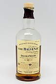 The Balvenie bottle
