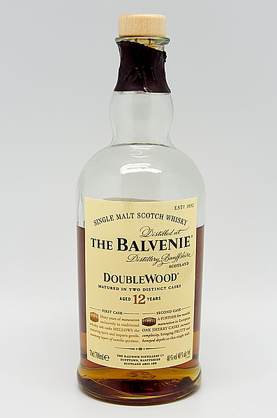 File:The Balvenie bottle.jpg