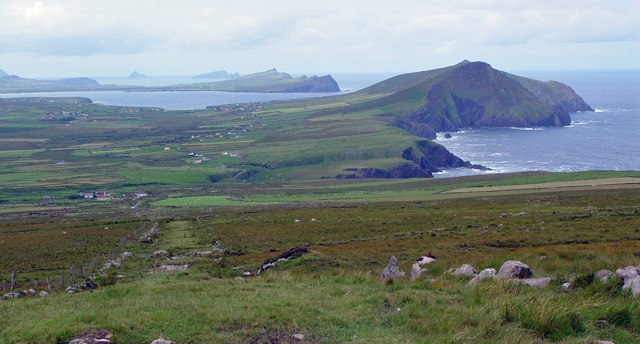 The Dingle Way - geograph.org.uk - 921111