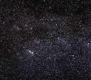 Double Cluster - The Double Cluster in Perseus