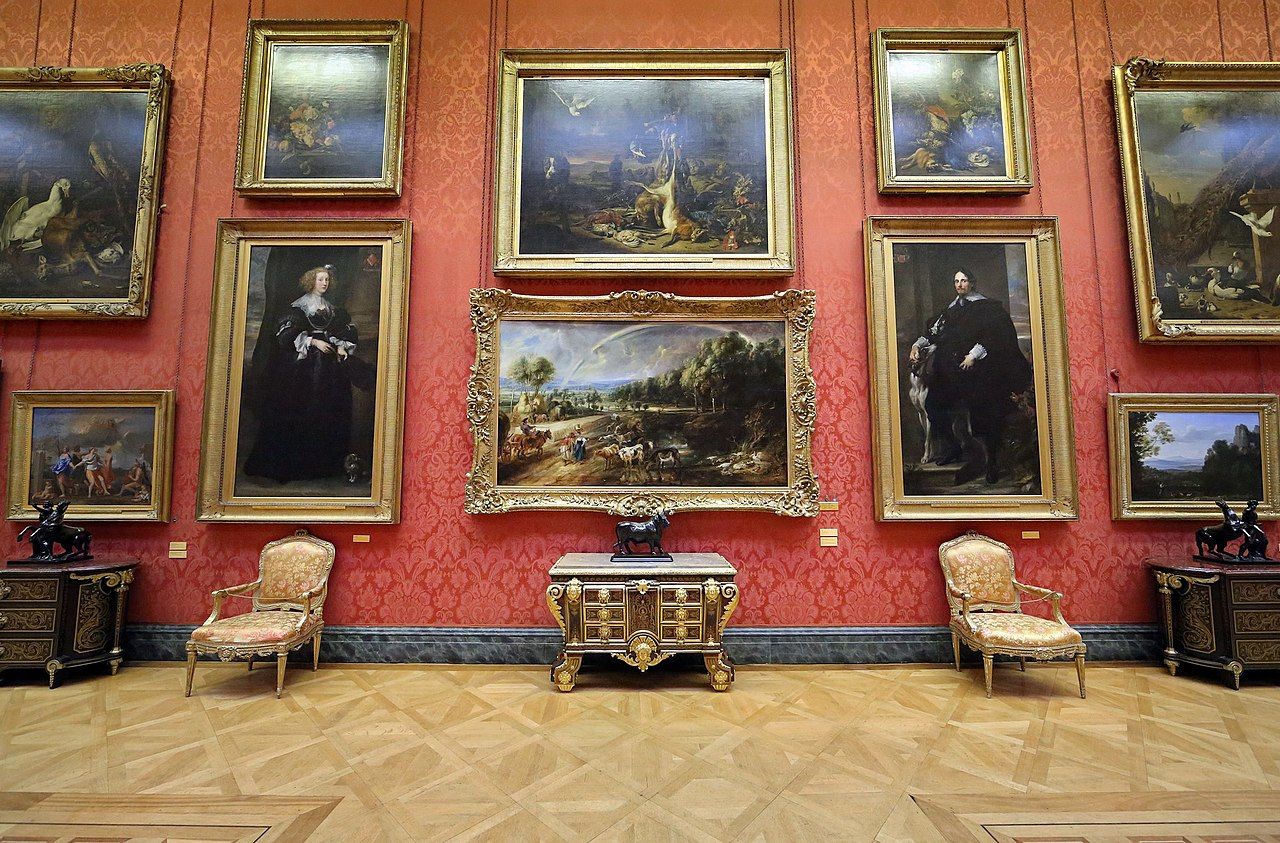 File The Great Gallery In The Wallace Collection London