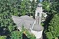 The Grotto (Portland, Oregon) - Saint Mary Chapel from meditation chapel 01.jpg