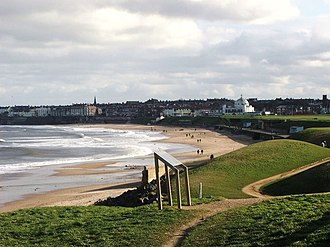 Whitley Bay - The Links