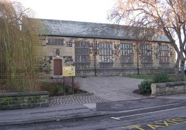 The Old Queen Elizabeth Grammar School