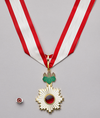 The Order of the Rising Sun, Gold Rays with Neck Ribbon.png