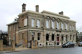 Park Hotel, Teddington pub, restaurant and hotel in Teddington, London