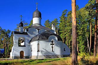 Valaam Monastery - The Skete of Smolensky on the Valaam (Valamo)