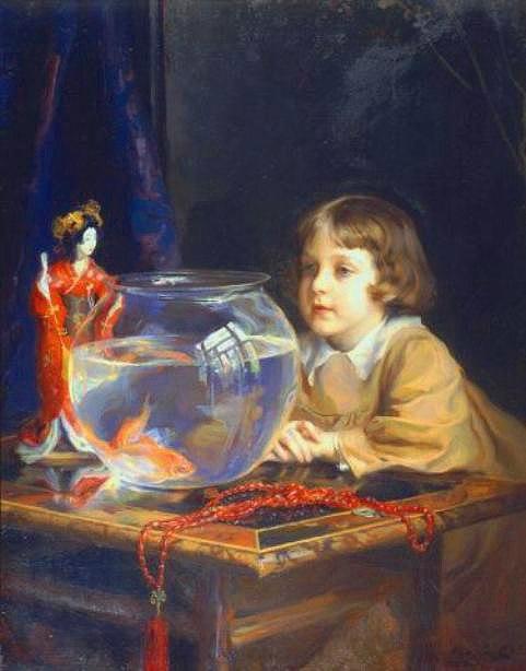 The Son of the Artist by Philip de László.jpeg