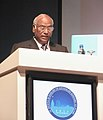 The Union Minister for Labour and Employment, Shri Mallikarjun Kharge addressing the XIX World Congress on Safety and Health at Work, in Istanbul, Turkey on September 14, 2011.jpg