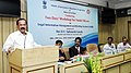 The Union Minister for Law & Justice, Shri D.V. Sadananda Gowda addressing at the inauguration of the workshop on the Legal Information Management and Briefing System (LIMBS), in New Delhi.jpg