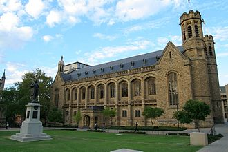 Bonython Hall - Bonython Hall