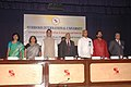 The Vice President, Shri Mohd. Hamid Ansari at the interacting session with the students of Symbiosis International University, in Pune on July 18, 2009.jpg
