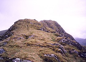The West Ridge of the Aonach Sgoilte - geograph.org.uk - 93750.jpg