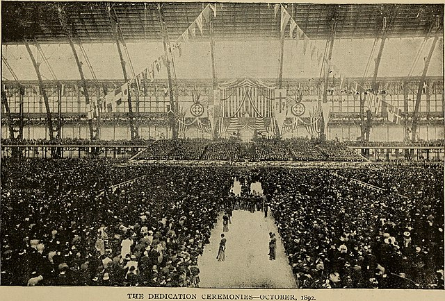 """an overview of the colorado exposition in chicago the white clay How did the 1893 world's fair impact chicago and its architecture  the site of  the exposition itself gained the nickname the """"white city"""" due to the."""