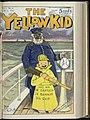 The Yellow Kid Me an de captain is runnin dis ship - - R.F. Outcault. LCCN00650392.jpg