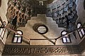 The ceiling of the back chamber of Sultan Hassan Mosque during daylight.jpg