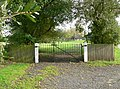 The entrance to Highgrove - geograph.org.uk - 296496.jpg