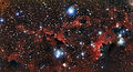 The glowing cloud Sharpless 2-296, part of the Seagull Nebula01.jpg