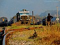 The point and the train - Flickr - Dr. Santulan Mahanta.jpg