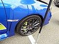 The tire wheel of Subaru WRX STI Type S 2017 year model.jpg