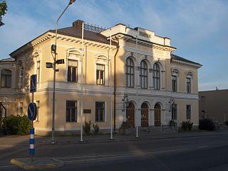 theatre in Pori, Filand