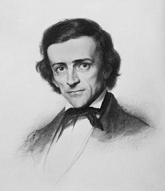 Theodor Mommsen - Theodor Mommsen in 1863