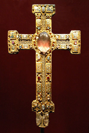 Cross of Theophanu - Cross of Theophanu, Essen Cathedral Treasury