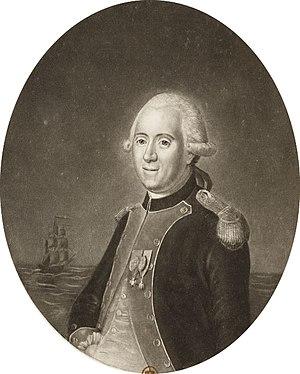 Thomas-Antoine de Mauduit du Plessis - Image: Thomas Antoine de Mauduit du Plessis
