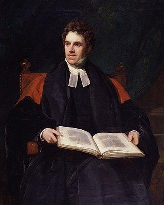 Thomas Arnold - Thomas Arnold, 1840