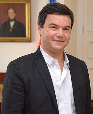 School for Advanced Studies in the Social Sciences - Image: Thomas Piketty 2015