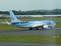G-TAWU - B738 - TUI Airways