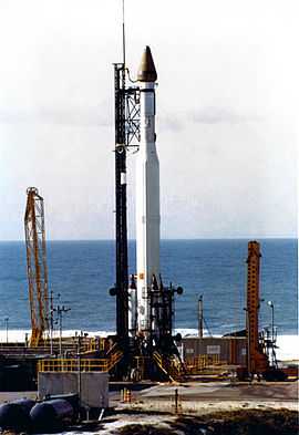Thorad Agena-D launching POPPY satellite.jpg