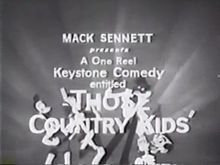 Those country kids title card.jpg