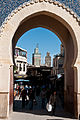 Through The Blue Gate of Fes (5364522117).jpg