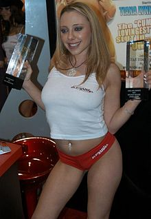 Tianna Lynn at 2005 AEE Sunday.jpg