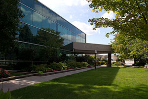 Tim Hortons - Corporate headquarters in Oakville, Ontario, Canada