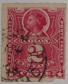 Timbre Chili Colon 1878 2centavos.jpg