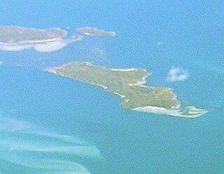 Tin Kettle Island island in Tasmania, Australia