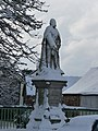 Tiverton , Edward the Peacemaker Statue - geograph.org.uk - 1658712.jpg