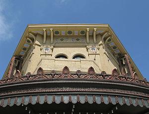 Tivoli Theatre (Washington, D.C.) - Tivoli Theatre (Detail)