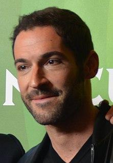 Tom Ellis (actor) Welsh actor
