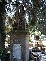 Tomb of Johann Lucas Kracker in Hatvani Cemetery, Eger, 2016 Hungary.jpg