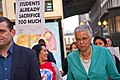 Toni Preckwinkle Chicago Teachers Union Members and Allies Picket Outside Chicago Public Schools Headquarters Downtown Chicago Illinois 9-26-18 4118 (31072442858).jpg