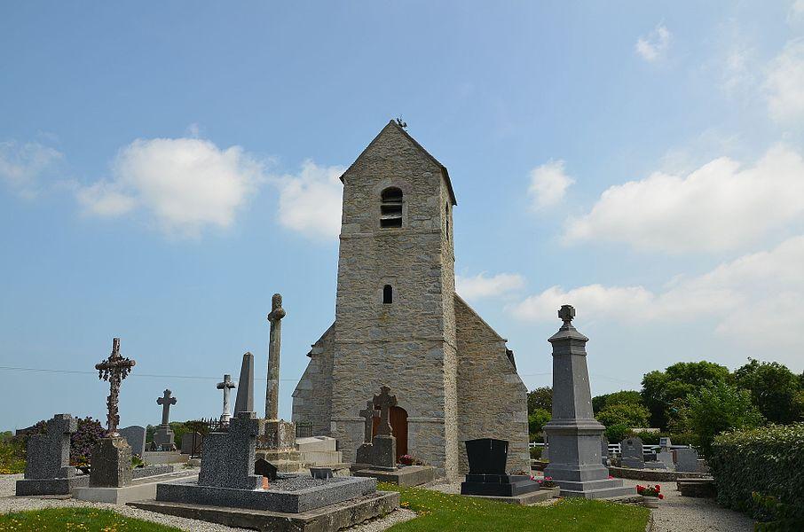 Église Saint-Martin de Tonneville.