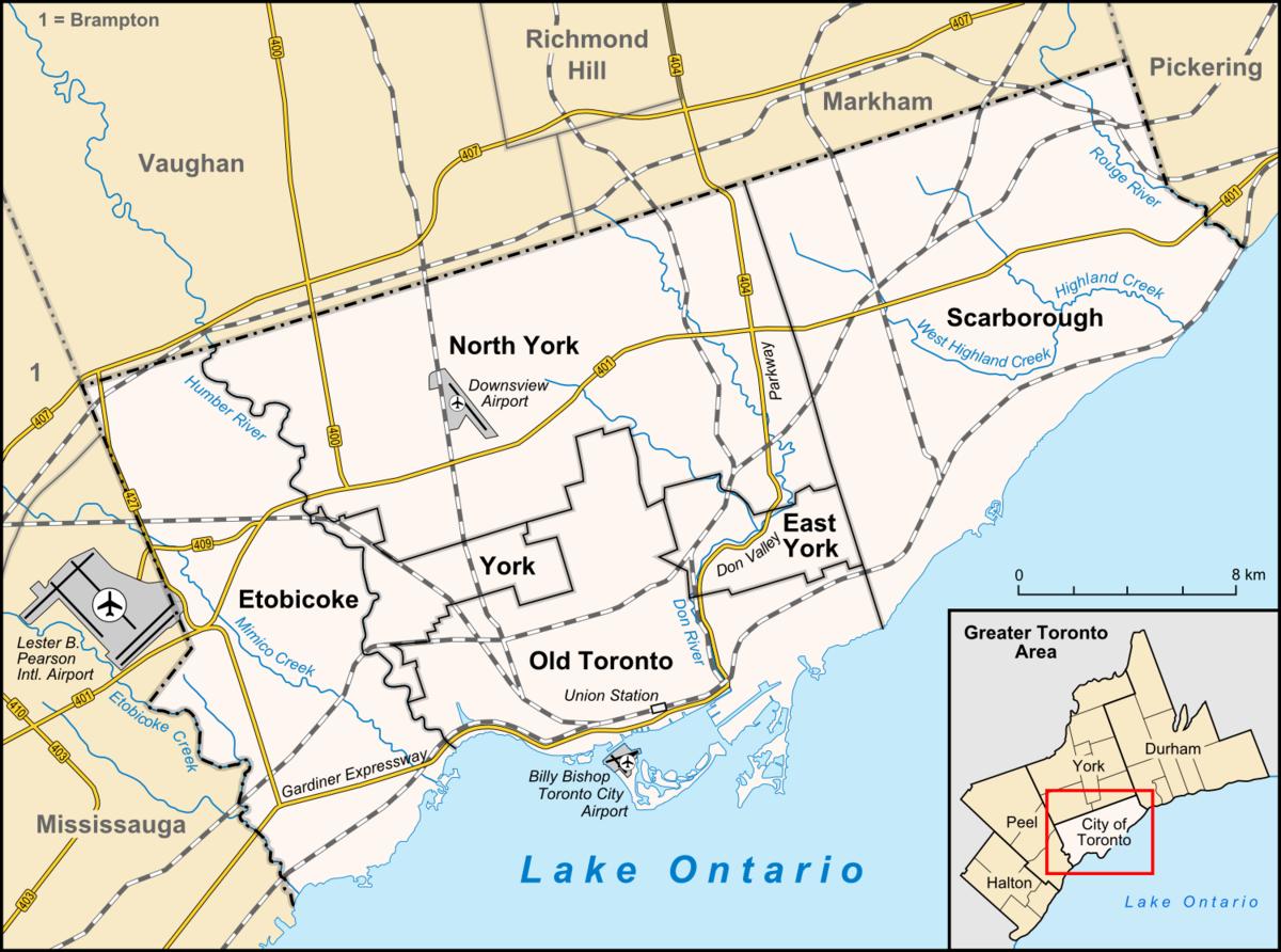 Toronto Van Attack Wikipedia