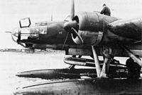 航空魚雷 を懸架するドイツ軍 ...