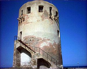 Villaputzu - Torre di Porto Corallo
