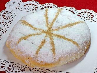 Carmona, Spain - Torta inglesa