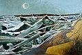 Totes Meer (Dead Sea) 1940-1 Paul Nash.jpg
