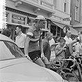 Tour de France , in Charleroi, de Nederlandse ploeg. Daan de Groot, Bestanddeelnr 908-7404.jpg